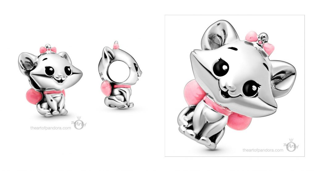Disney x Pandora Babies Collection disney the Aristocats Marie Charm 798848C01 pandora mothers day new collection Disney babies baby 2020 blog blogger