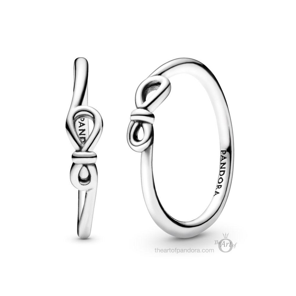 198898C00 Pandora Infinity Knot Ring