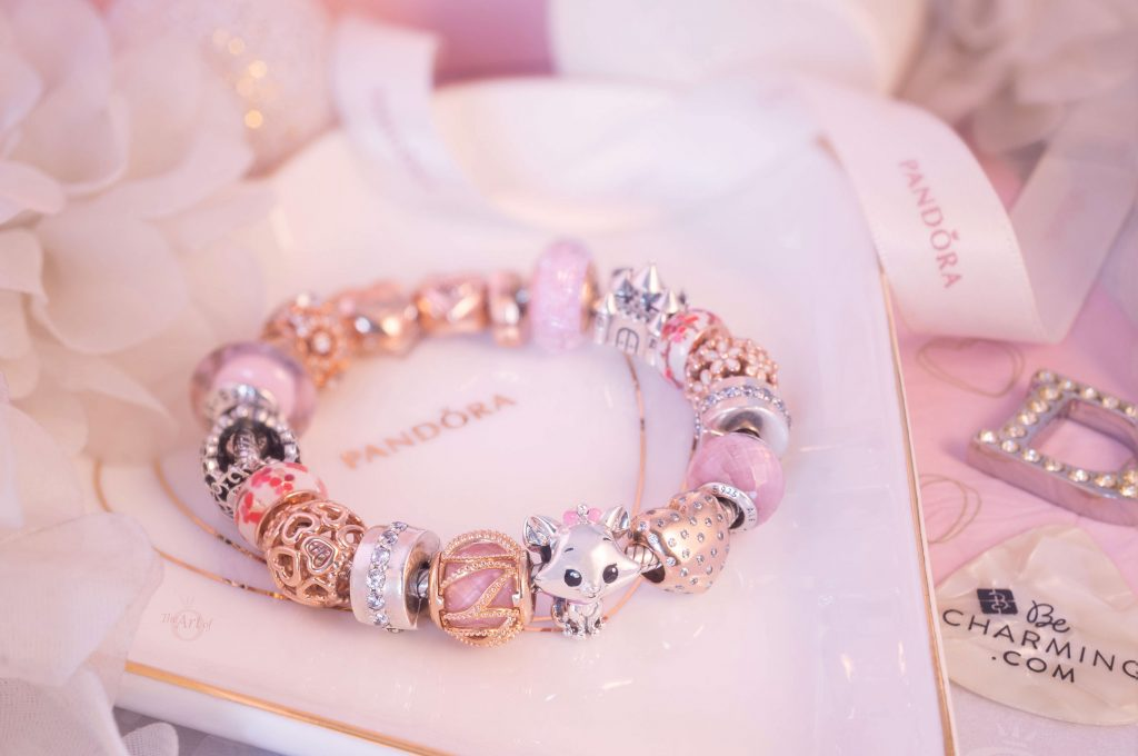 Pandora Disney The Aristocats Marie Charm 798848C01 summer spring mothers day 2020 new babies favourite animals blog blogger gwp