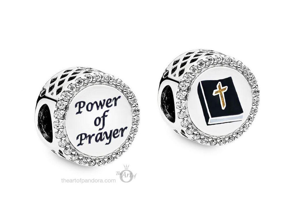 Pandora Power of Prayer Charm ENG792016CZ_48 summer 2020