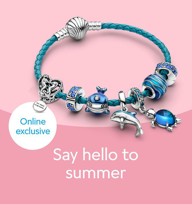 Pandora Summer 2020 Collection Released - The Art of Pandora | The ...