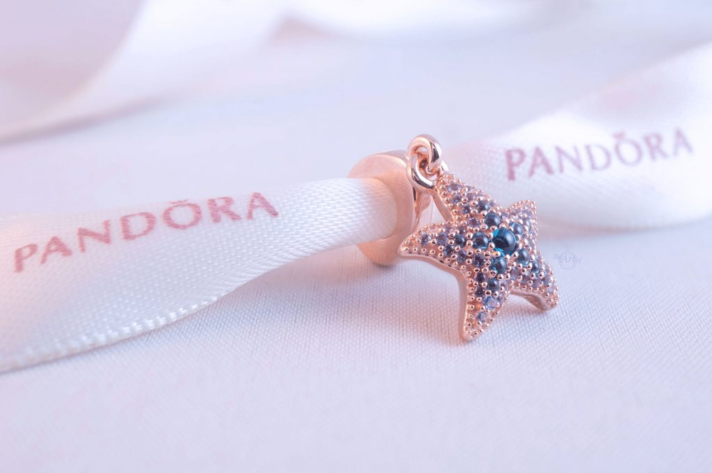 Pandora Rose Sparkling Starfish Dangle Charm 788942C01 andora Summer 2020 new collection review 3 for 2 gwp sale Harry Potter Disney promotion pre-autumn autumn
