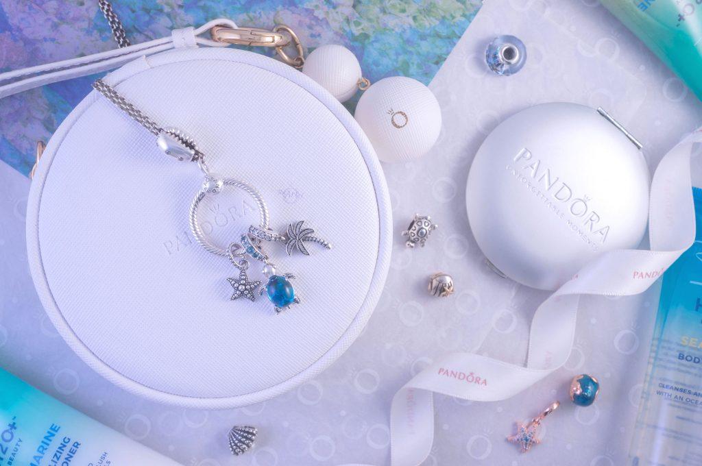 Pandora Murano Glass Sea Turtle Dangle Charm 798939C01 Summer 2020 limited edition new collection Harry Potter disney review theartofpandora official uk estore