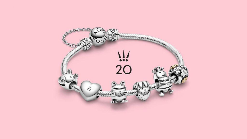 Pandora 20th Anniversary Pig Charm - The Art of Pandora | The #1 ...