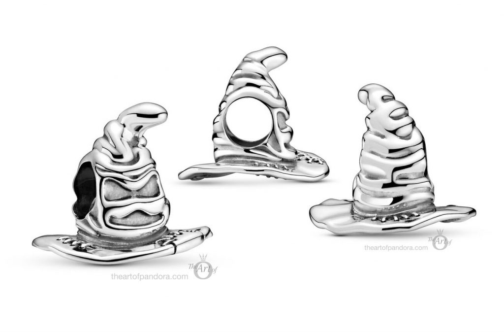 Harry Potter x Pandora Sorting Hat Charm  (799124C00) Summer autumn new collection 2020