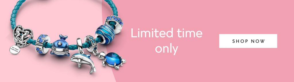pandora summer 2020 limited edition time new collection Harry Potter