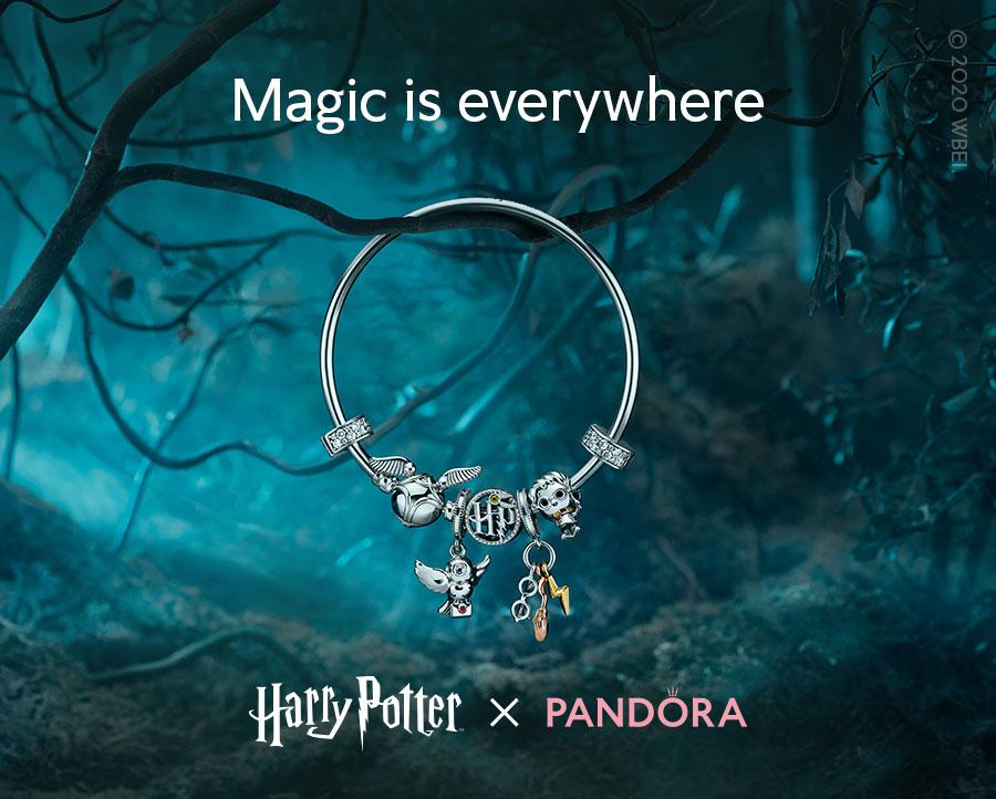 Pandora x Harry Potter 2020 Collection - The Art of Pandora | The ...