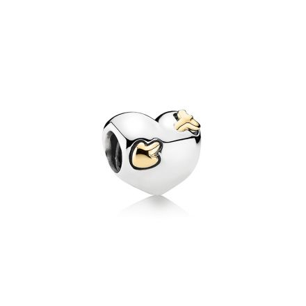 791171 Pandora Cupid Heart Charm
