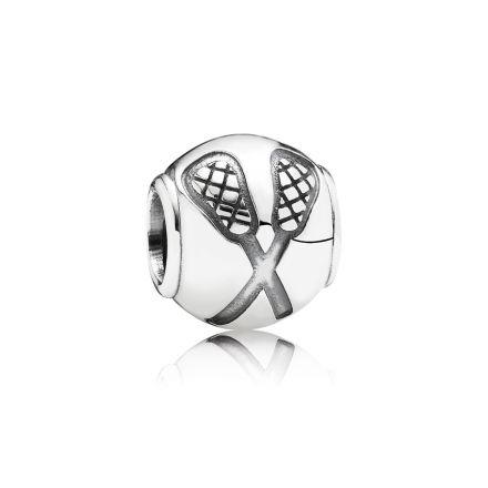 791271 Pandora Lacrosse Charm