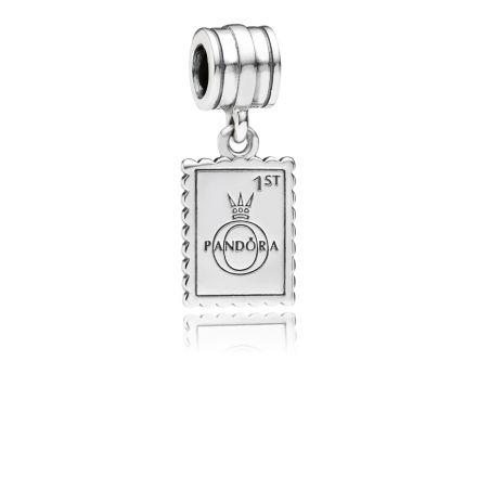 Pandora UK Stamp Dangle Charm (791273)