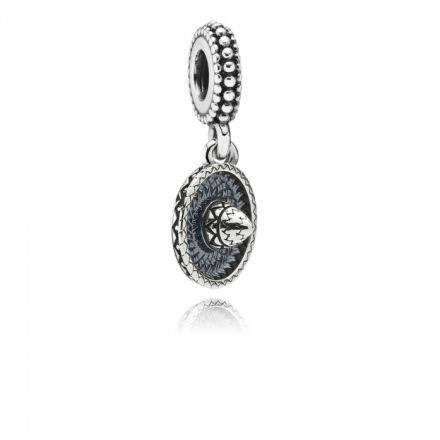 791364 Pandora Sombrero Pendant Charm