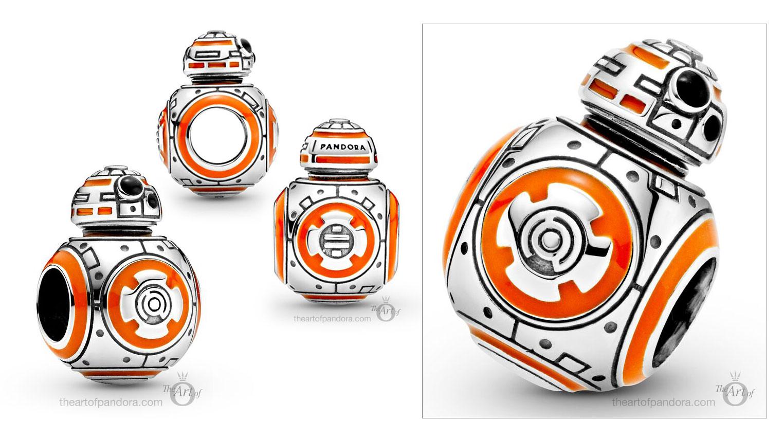 799243C01-Pandora-Star-Wars-BB-8-Charm - The Art of Pandora | More than  just a PANDORA blog
