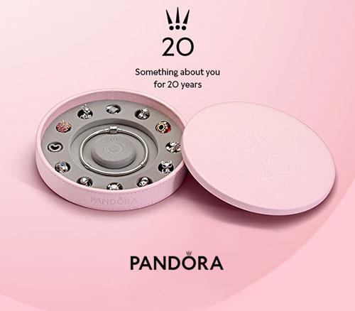 Pandora 20 Promotion - The Art of Pandora | The #1 Pandora Blog ♕