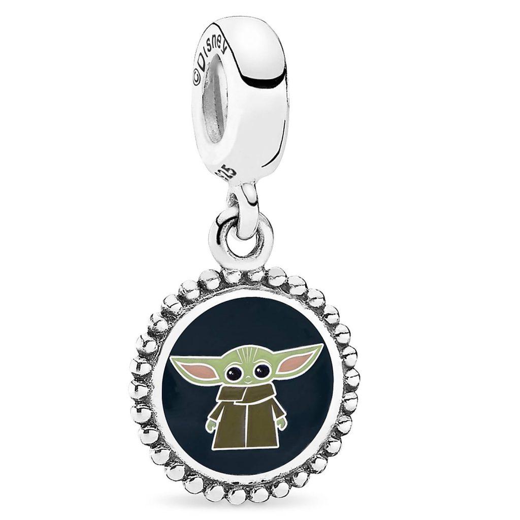 Pandora Disney Parks Star Wars The Child Dangle Charm $65 USD