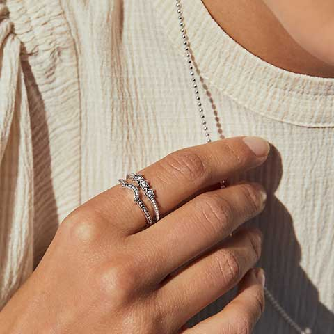 Pandora Pre-Winter 2020 Collection: Rings