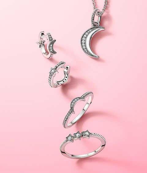 Pandora Pre-Winter 2020 Collection: Pendants & Necklaces