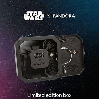 free Limited Edition Box in Hong Kong pandora Star Wars