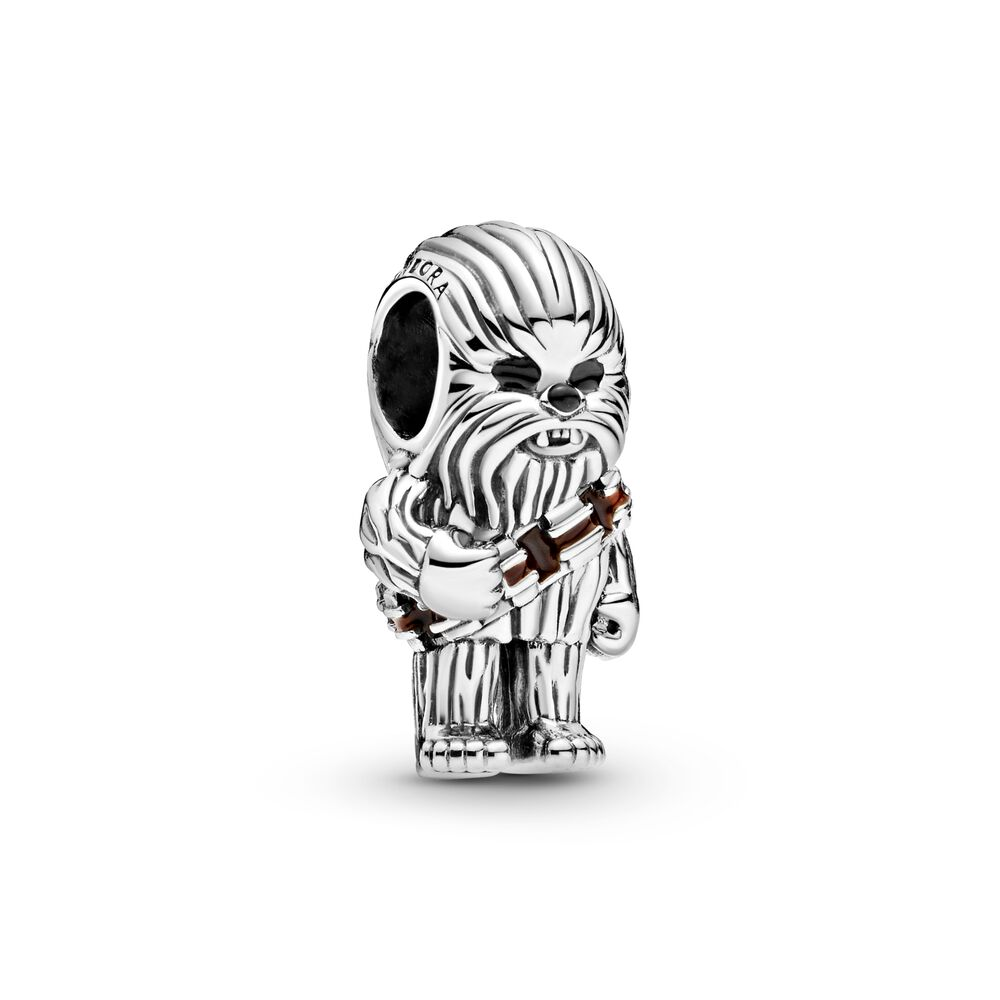 pandora Star Wars winter 2020 2021 valentines day new collection Disney Lucas film lfl black Friday promotion gift free gwp holiday Christmas Star Wars x Pandora Chewbacca Charm (799250C01) promo