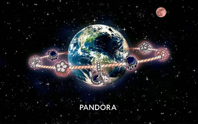 Pandora Timeless collection