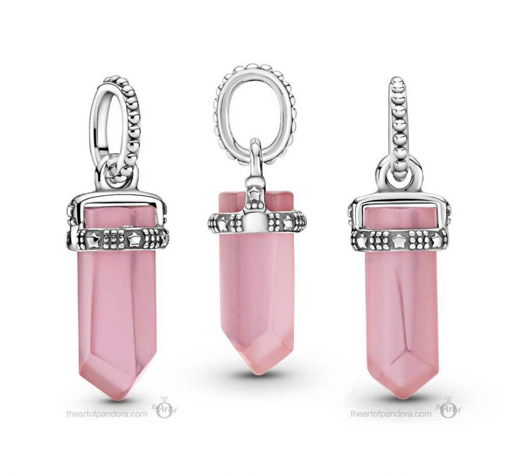 Pandora Colours Pink Amulet Pendant (399185C02)