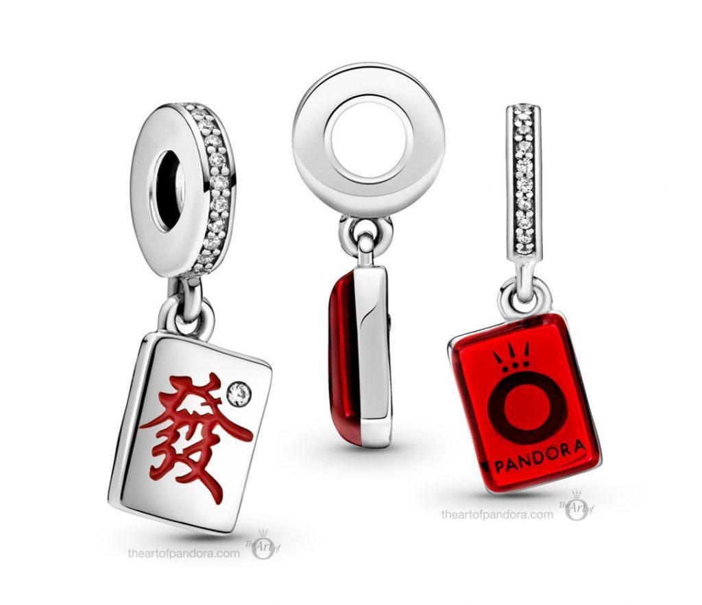 Pandora Chinese New Year Dangle Charm (799277C01) valentines day 2021 Chinese new year cny