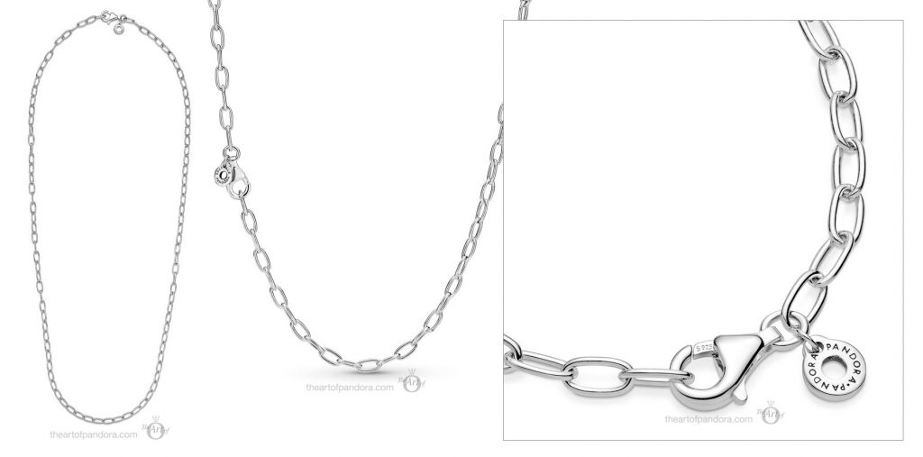 Pandora Link Necklace (399410C00) Mother's Day spring occasions 2021