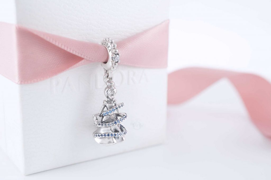 799201C01 Disney x Pandora Cinderella Magical Moment Dangle Charm Winter 2020 valentines day Chinese new year spring mothers day 2021 new collection gwp gift blog blogger