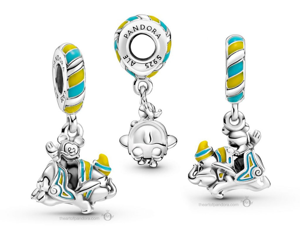 Pandora Disney Parks Mickey Dumbo Ride Dangle Charm (799318C01) Mother's Day spring occasions 2021