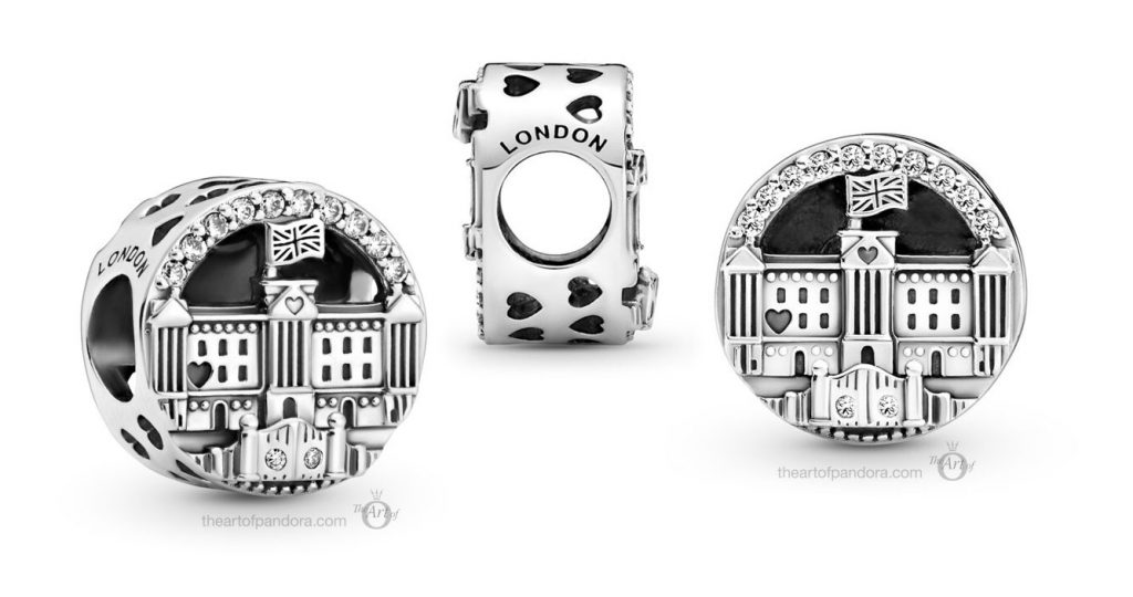 Pandora London Openwork Charm (799382C01)  Mother's Day spring occasions 2021