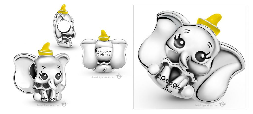 Disney x Pandora Dumbo Baby Charm (799392C01) Mother's Day spring occasions 2021