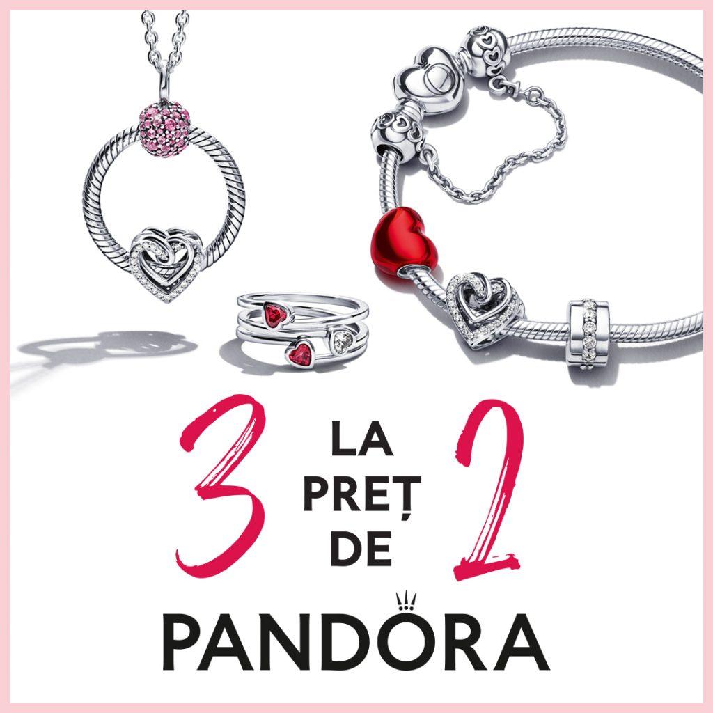 pandora free gift gwp 3 for 2