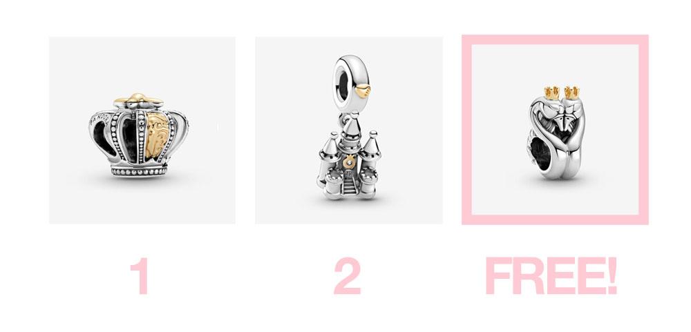 Pandora UK 3 for 2 Spring Promotion - The Art of Pandora | The #1 ...