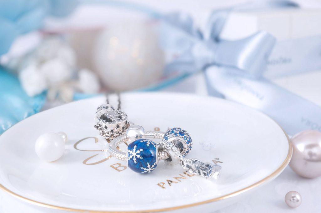 Disney x Pandora Cinderella Glass Slipper & Mice Dangle Charm 799192C01 Pandora new collection mothers day spring summer winter 2021 2020