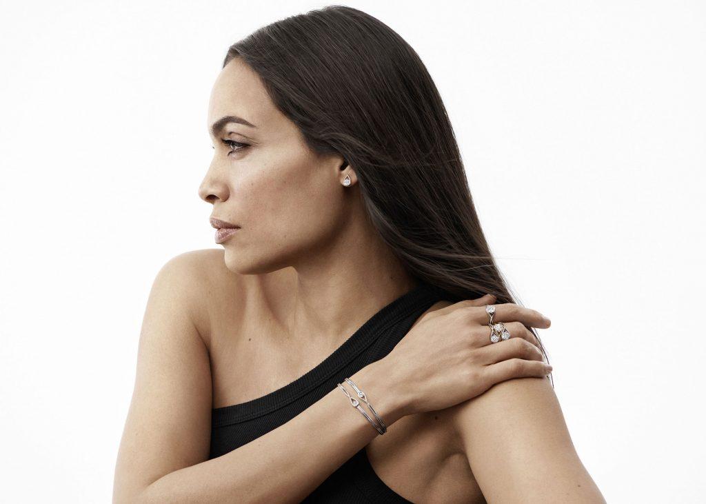 Pandora's first CarbonNeutral®  lab-created diamond pandora brilliance collection exclusive uk estore 14K Gold white 1 carat 0.15 0.25 0.50 0.75 blogger