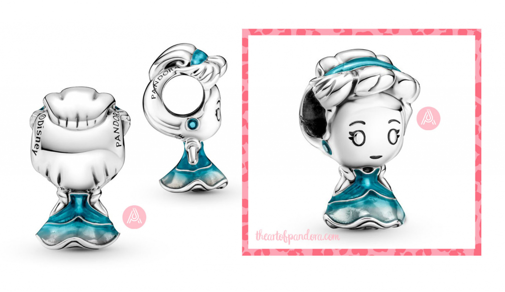 799509C01 Disney Pandora Cinderella Charm autumn 2021