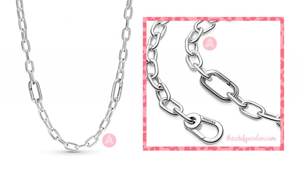 Pandora Me Link Chain Necklace  (399685C00)