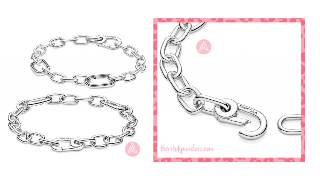 Pandora Me Link Chain Bracelet  (599662C00)