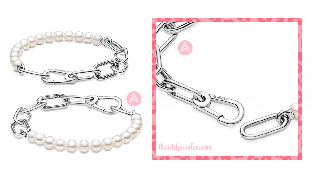 Pandora Me Freshwater Cultured Pearl Bracelet (599694C01)