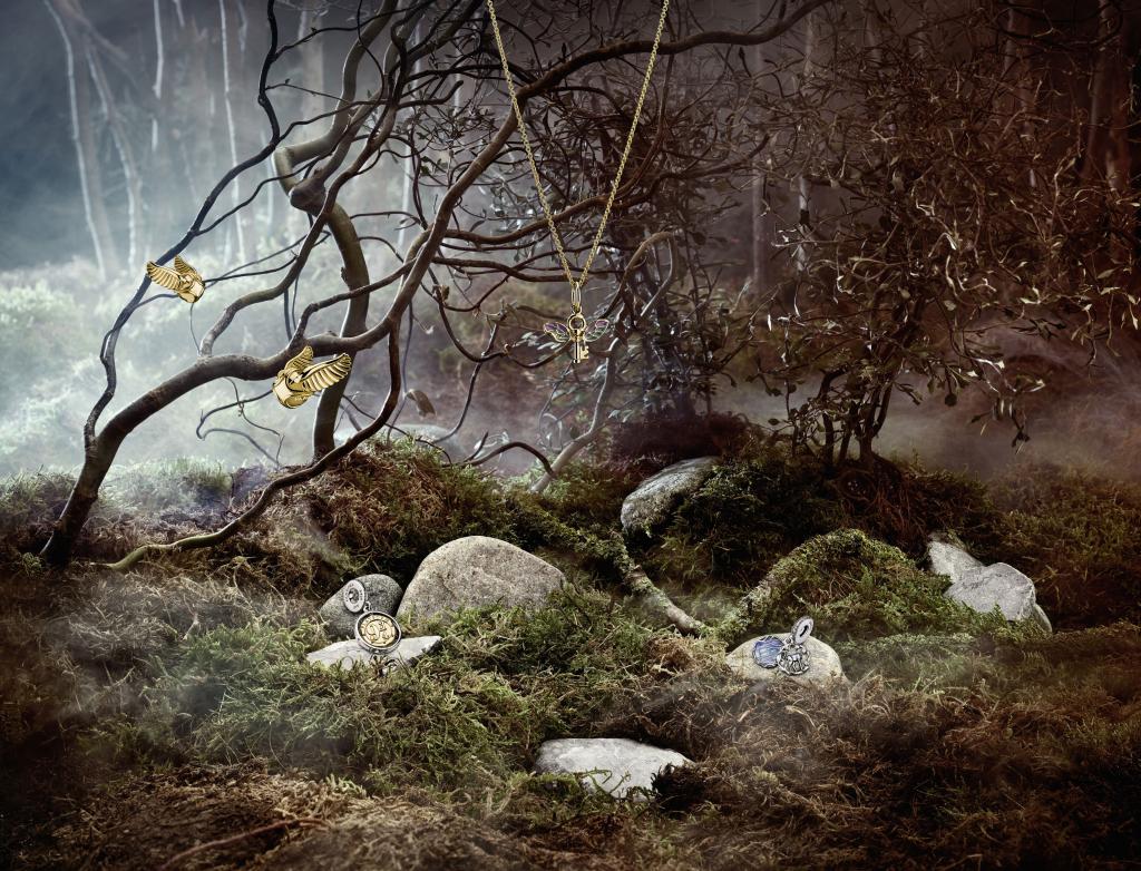 pandora Harry Potter 2021 autumn new collection