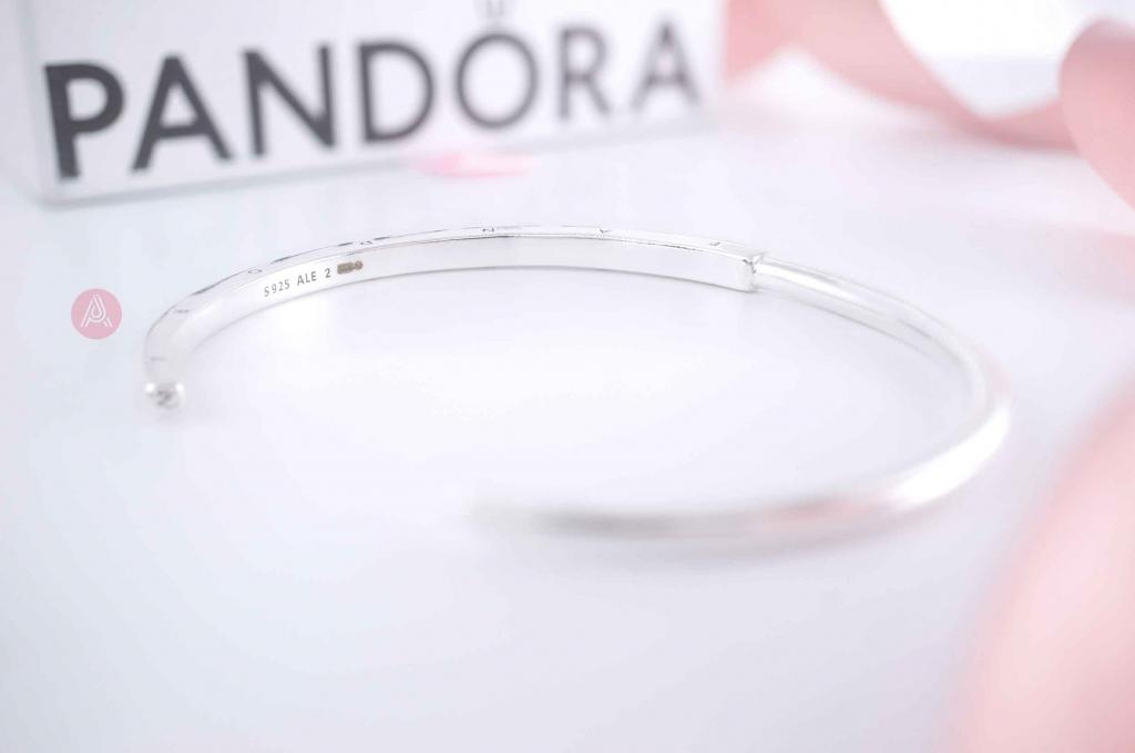 Pandora Signature I-D Bangle 599493C00 blog blogger new collection Harry Potter Disney pandora me preview review