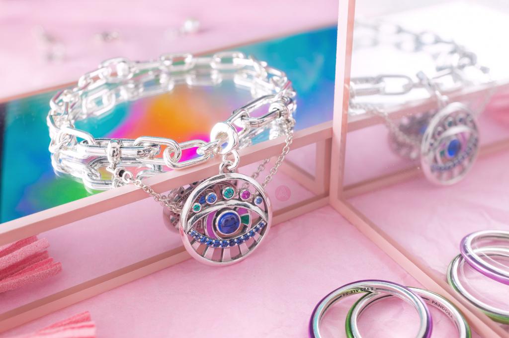 599662C00 Pandora ME Link Chain Bracelet