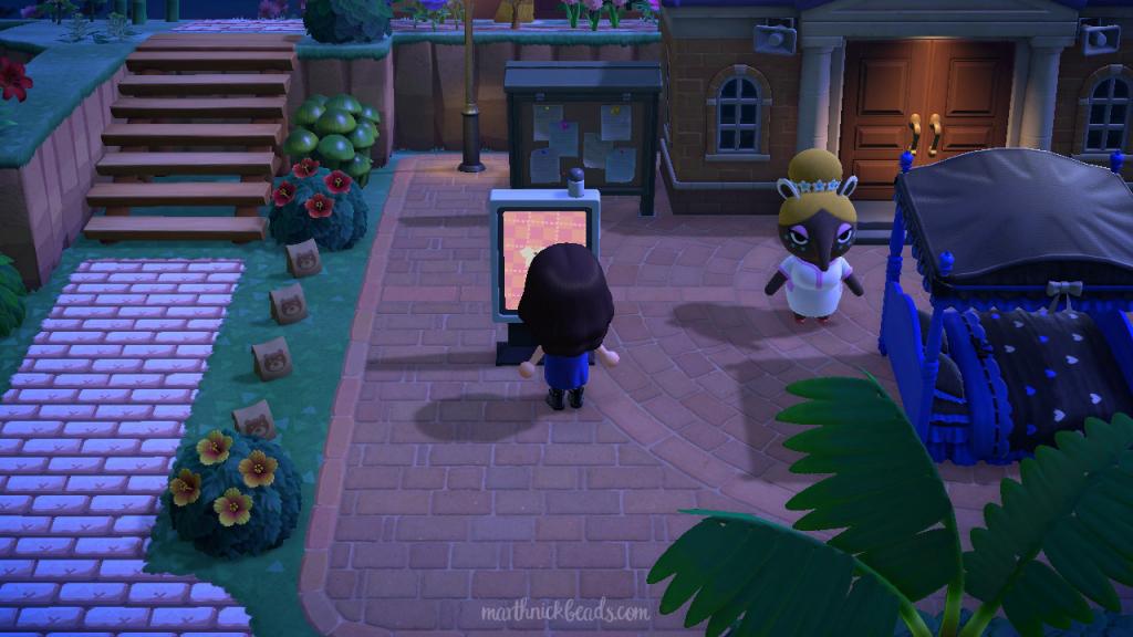 Pandora Island Animal Crossing New Horizons